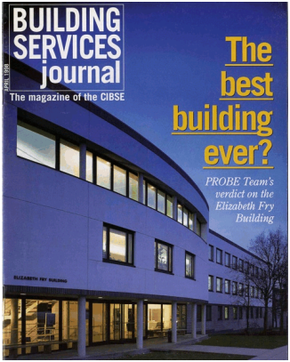 EFB J CIBSE Front Cover